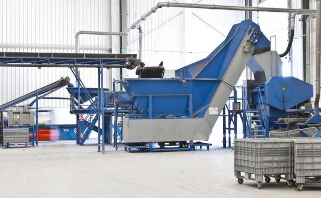Electronic Waste Recycling Line