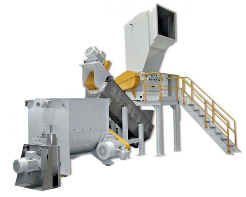 Washing and Separation Systems